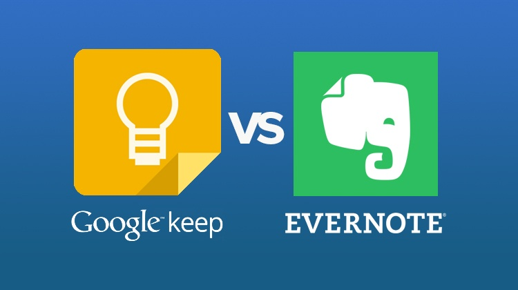 Google Keep vs Evernote: argumente pro și contra celor două soluții de productivitate