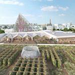 Cea mai mare fermă urbană din lume se va deschide la Paris