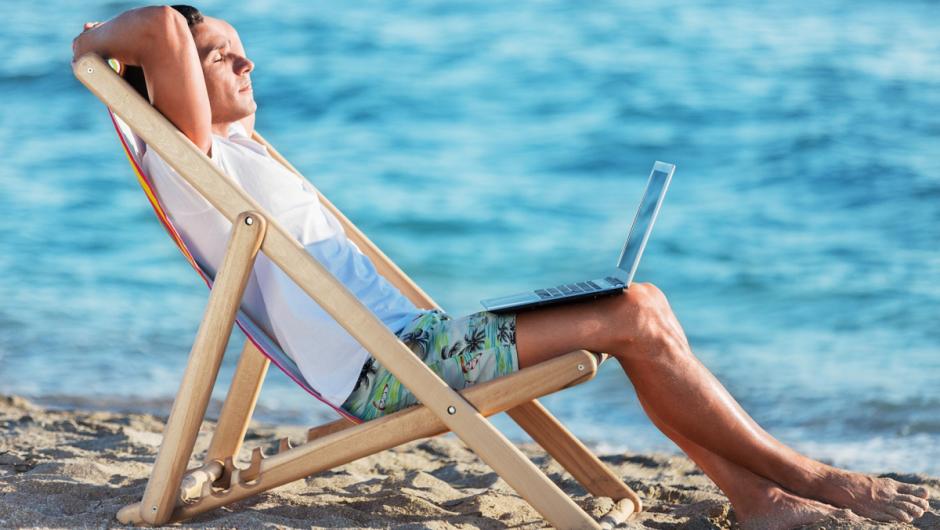 Ponturi pentru antreprenorii ocupați: cum poți să-ți organizezi vacanța